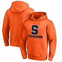 1a5c5c8d Product Image Syracuse Orange Fanatics Branded Team Lockup Pullover Hoodie  - Orange