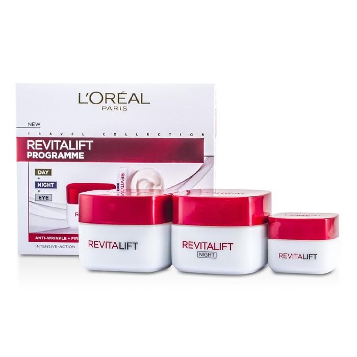 L'Oreal - Revital Lift Programme: Day Cream + Eye Cream +...