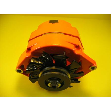 DB Electrical HO-ADR0335/10SISEOr-105 New Alternator for Chevy Truck Camaro High Amp Output 65 66 67 68 69 70 71 72 73 74 75 76 77 78 79 80 81 82 83 84 85 68 69 Camaro Firebird Floor