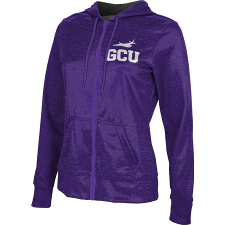 Prosphere Girls Grand Canyon University Heather Fullzip Hoodie