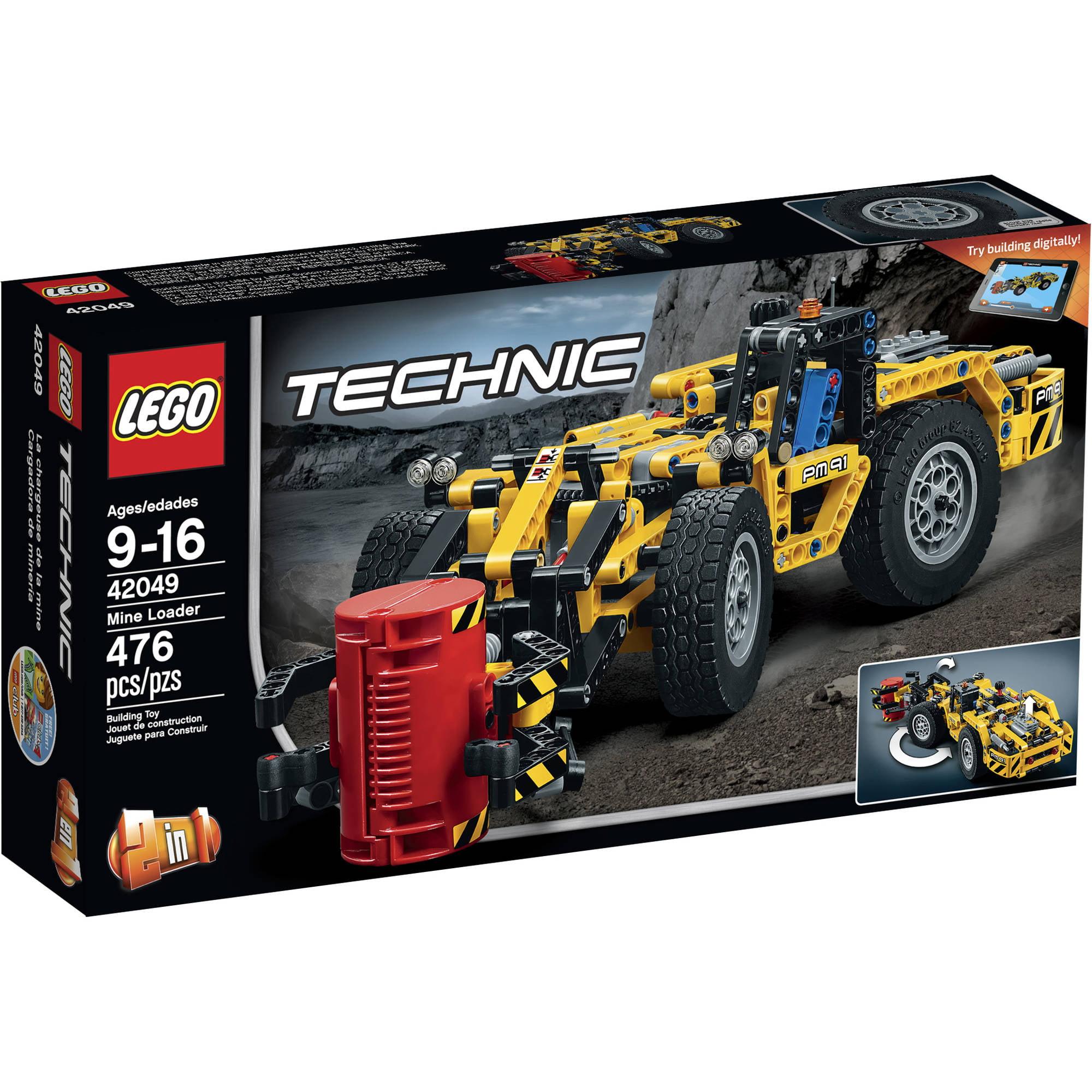 LEGO Technic Mine Loader, 42049