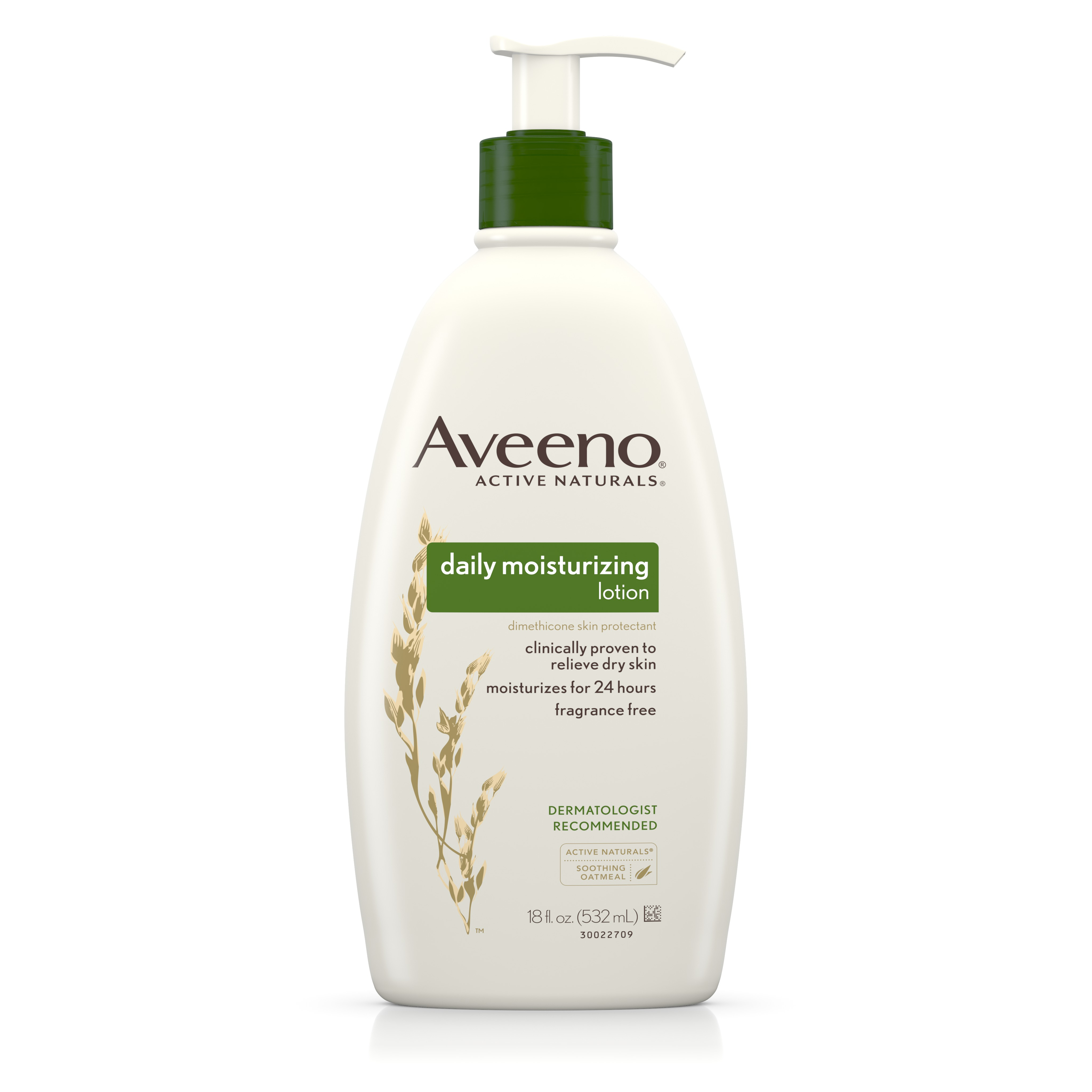 Aveeno Daily Moisturizing Lotion For Dry Skin, 18 Fl. Oz - Walmart.com