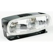 Hella Optilux 2020 12V Black Dual Beam Halogen Fog/Driving Lamp Kit