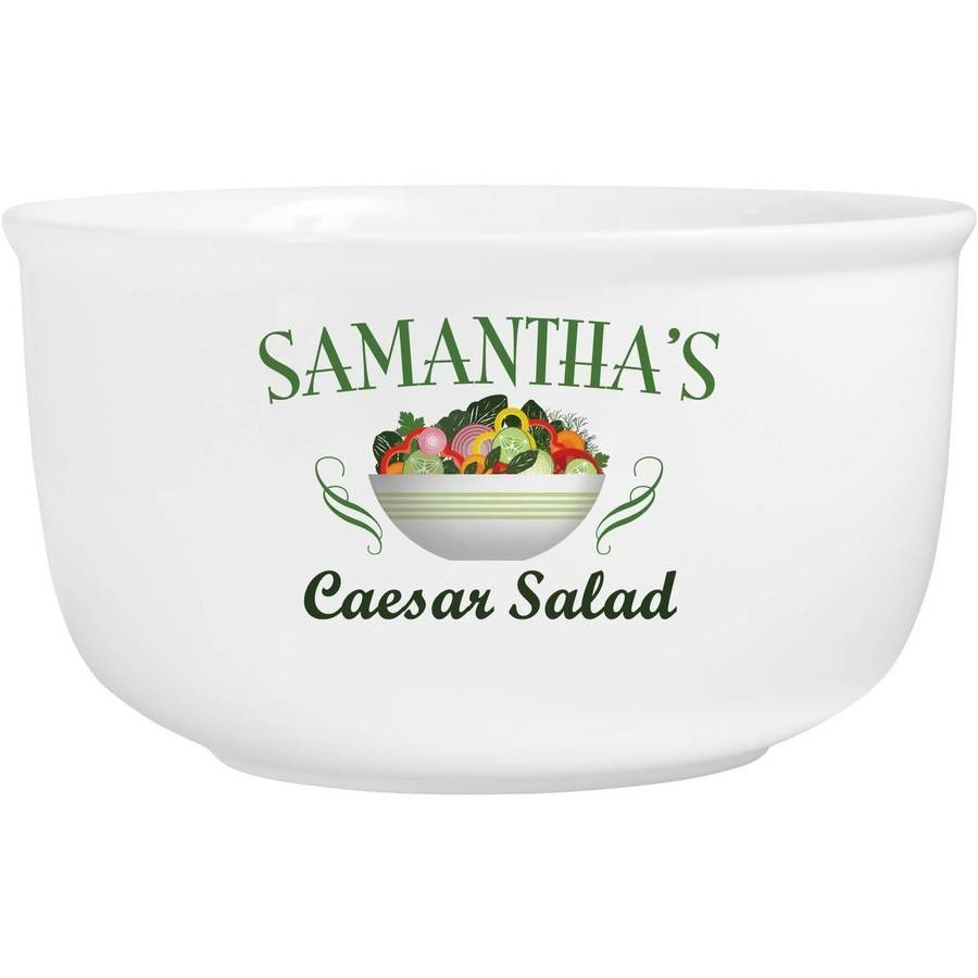 Personalized Daily Special Serving Bowl