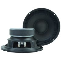 "Seismic Audio Pair 6"" Raw Woofers/Speakers NEW - PA/DJ ~ Replacement - Q 6"
