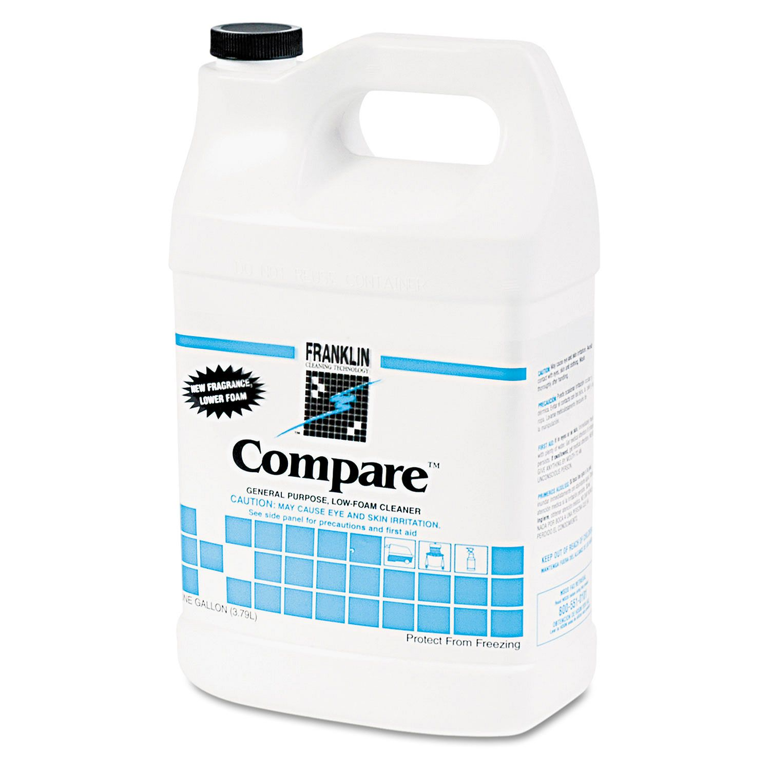 Franklin Cleaning Technology - Compare Floor Cleaner, 1ga...