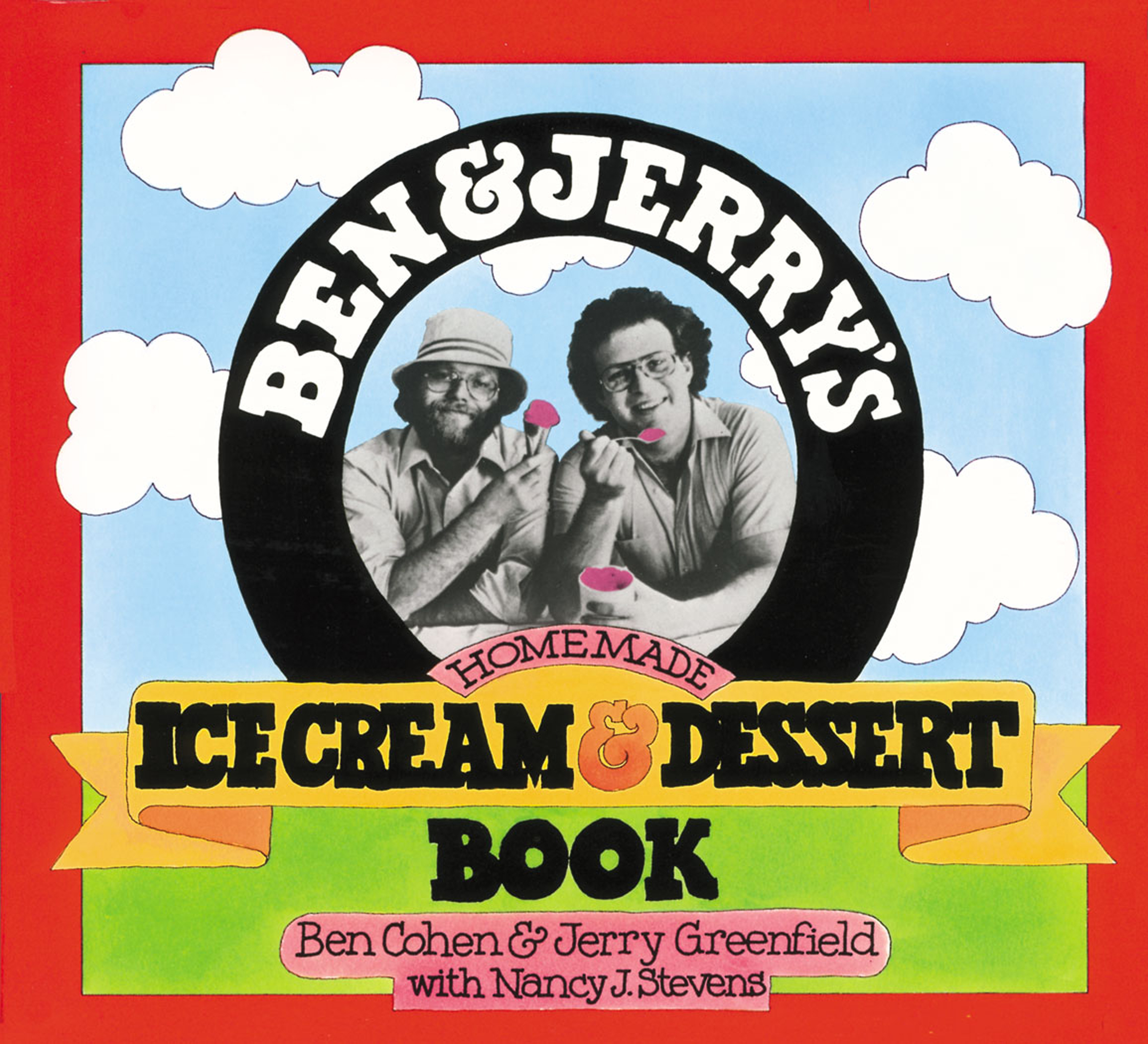 Ben & Jerry's Homemade Ice Cream & Dessert Book - Paperback
