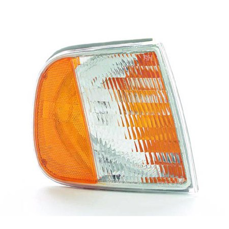 Ford Expedition Turn Signal (1997-2002 Ford Expedition  Passenger Side Right Front Parking and Signal Lamp F75Z13200AC-V )