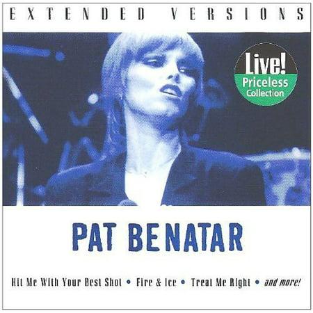 Benatar, Pat : Extended - Pat Benatar Costumes