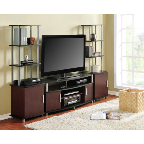 Carson 3 Piece Entertainment Center For Tvs Up To 50 Multiple Finishes