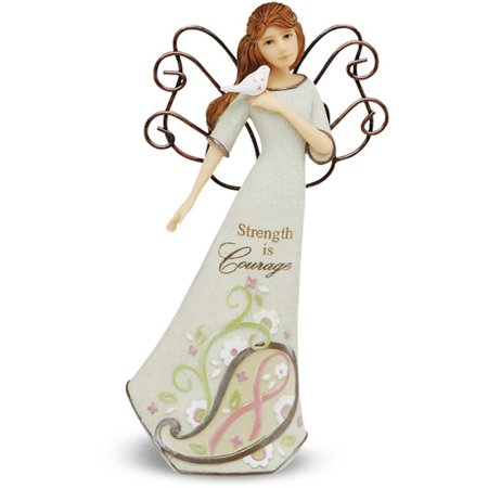 (Pavilion Gift Company Perfectly Paisley 76211 Courage Angel)