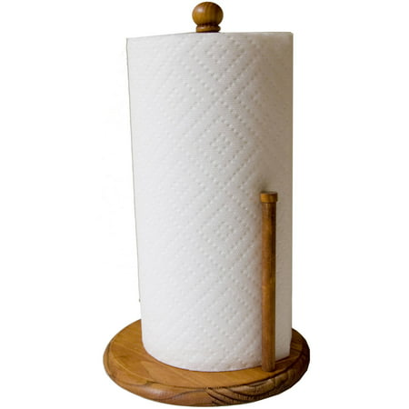 Home Basics Rust Collection Pine Paper Towel