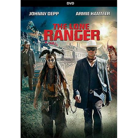 Rangers Blog (The Lone Ranger (DVD))
