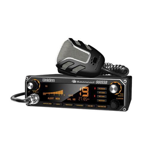 """Uniden Bearcat 980 CB Radio"" by Uniden"