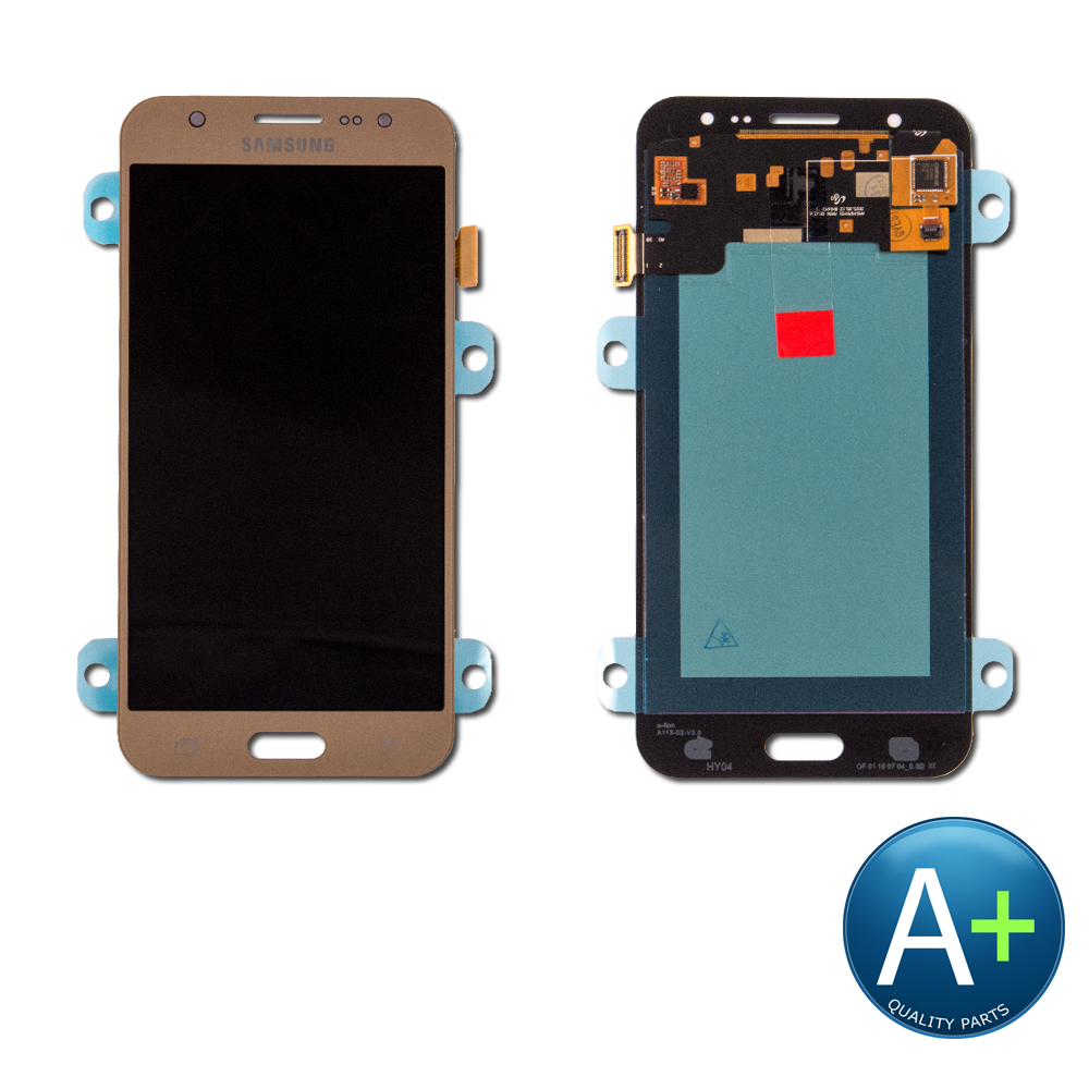 Premium Touch Screen Digitizer and LCD for Samsung Galaxy J5 - Gold (J500)