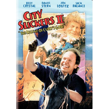 City Slickers II: The Legend Of Curly's Gold (DVD)](Rock City Halloween)