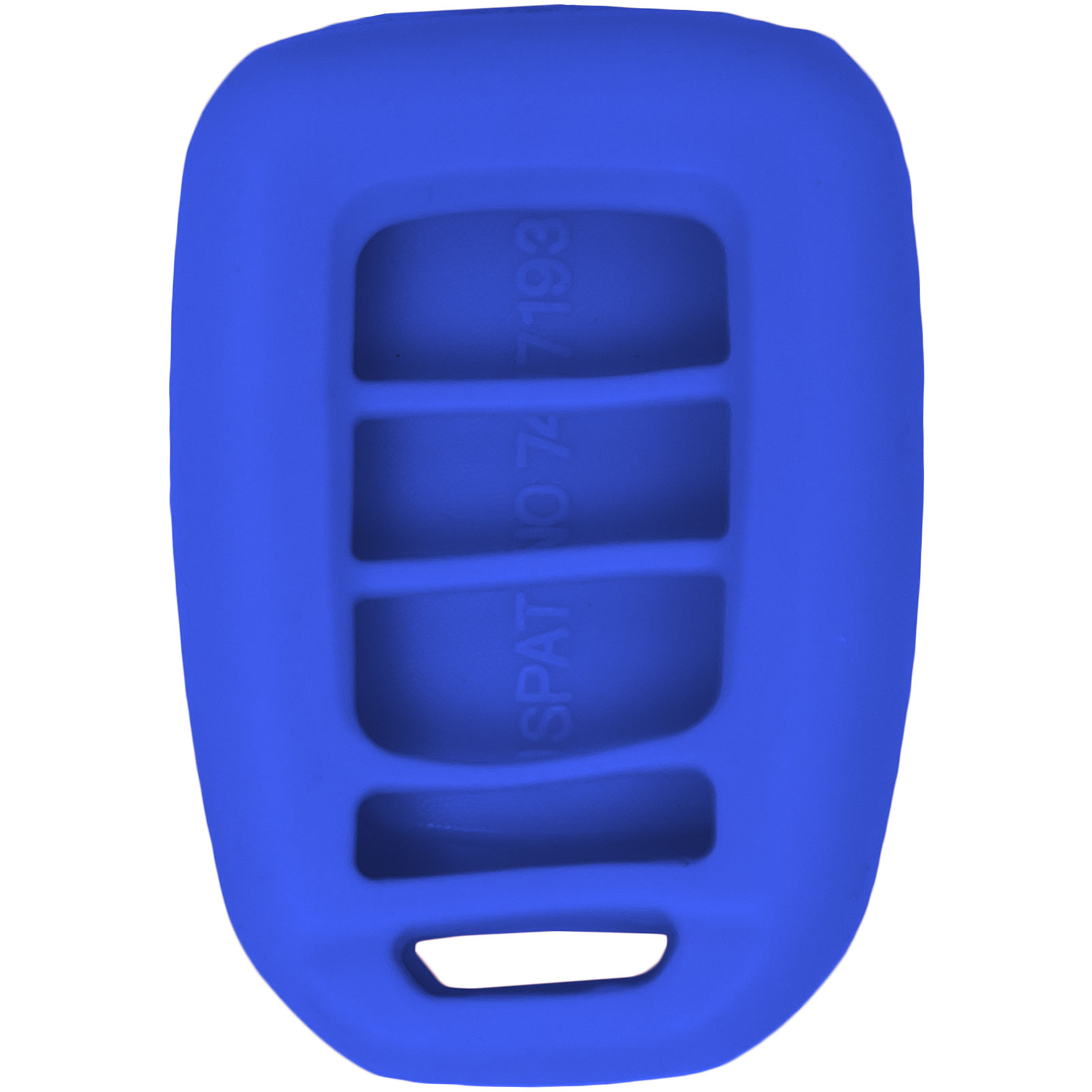 New Silicone Cover Protective Case for Select Honda Civic and Accord Remote Keys with FCC MLBHLIK6-1T