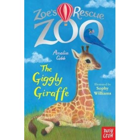 Zoe's Rescue Zoo: the Giggly Giraffe](Melman The Giraffe)