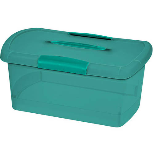 Sterilite 175 Gallon 7 Quart Medium ShowOff Storage Container