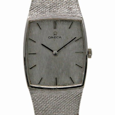 Pre-Owned Omega Vintage 220-1 Gold Women Watch (Certified Authentic & Warranty)