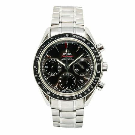 Omega Speedmaster 323.30.4 Steel Watch (Certified Authentic & Warranty)