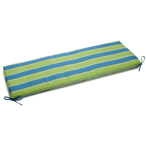 Blazing Needles Farmington Outdoor Bench Cushion