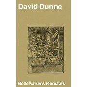 David Dunne - eBook