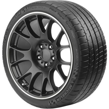 michelin pilot super sport max performance tire 245 40zr18 xl 97y. Black Bedroom Furniture Sets. Home Design Ideas