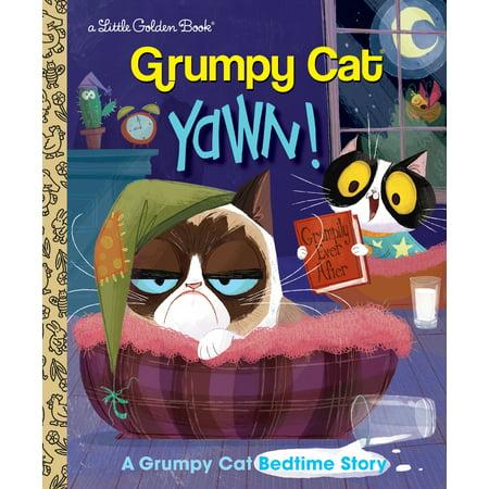 Yawn! A Grumpy Cat Bedtime Story (Grumpy - Halloween Bedtime Stories