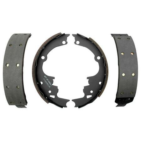 Professional Brake Shoe - Raybestos 514PG Professional Grade Drum Brake Shoe Set