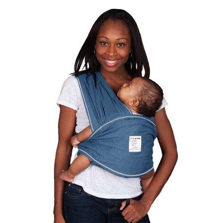 Baby K'tan ORIGINAL Baby Carrier - Denim - L