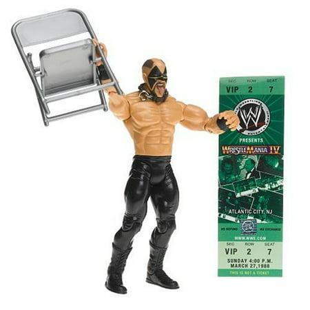 , WWE Classic Superstars Series 9 Legion of Doom Road Warrior Hawk Action Figure, 2005 - Jakks Pacific - Item #93005 By Jakks Pacific From (Legion Of Doom Action Figures For Sale)