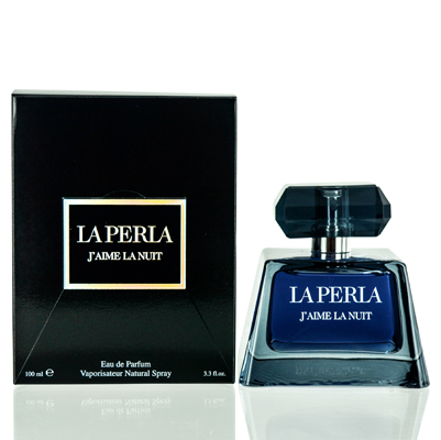 J'AIME LA NUIT/LA PERLA EDP SPRAY 3.3 OZ (100 ML) (W)