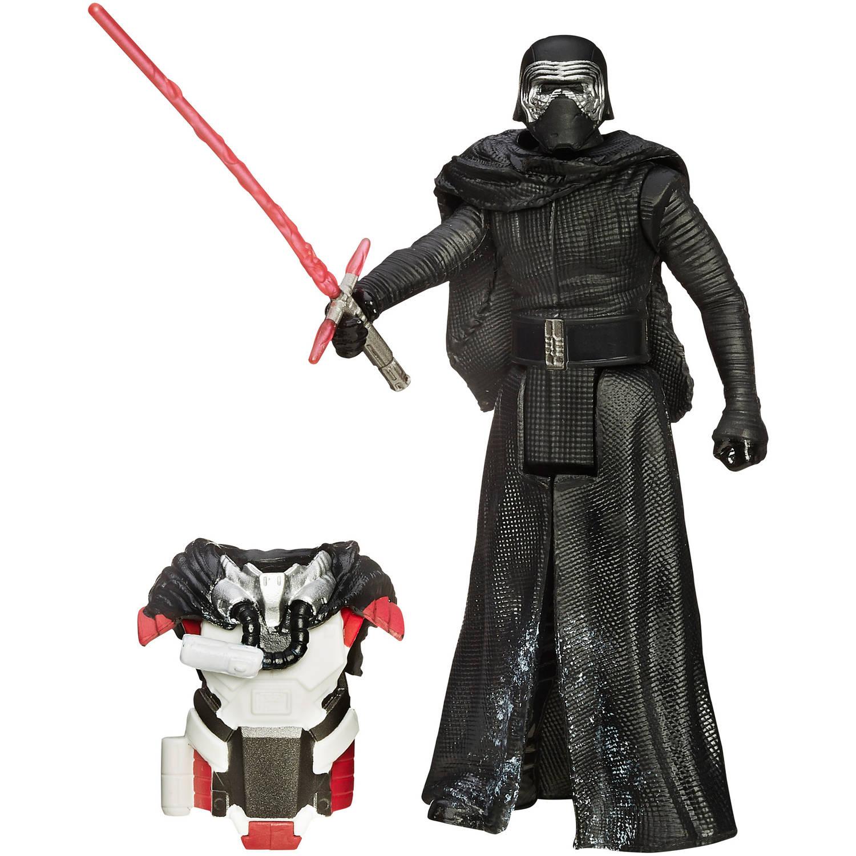 "Star Wars The Force Awakens 3.75"" Figure Snow Mission Armor Kylo Ren"