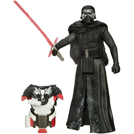 Star Wars The Force Awakens 3 75  Figure Snow Mission Armor Kylo Ren