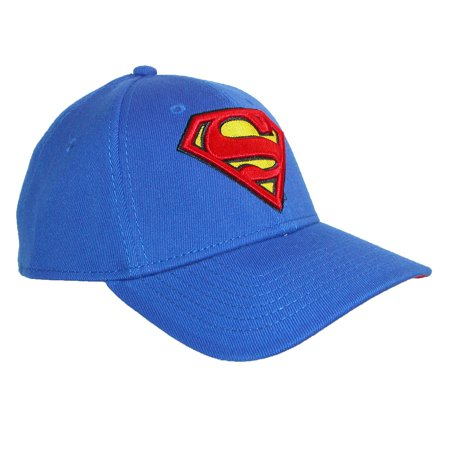 Bioworld - Men s DC Comics Superman Royal Flex Baseball Cap - Walmart.com 16c14d89b6e