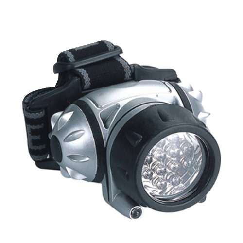 Zaltana 3 Modes 10 LED Headlamp with Strap (AH33) by