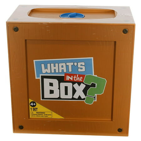 What's in the Box Game