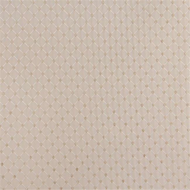 Designer Fabrics B648 54 in. Wide Brown, Diamond Jacquard Woven Upholstery Fabric