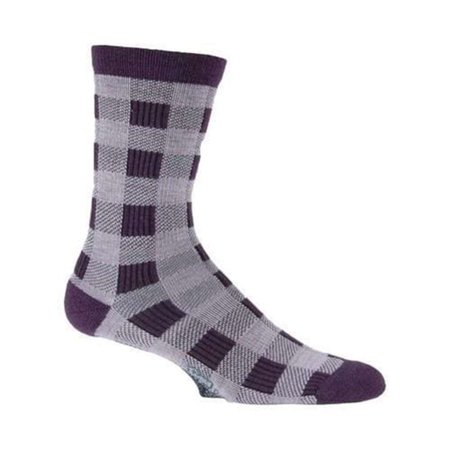 Woolrich Women Plaid Sock