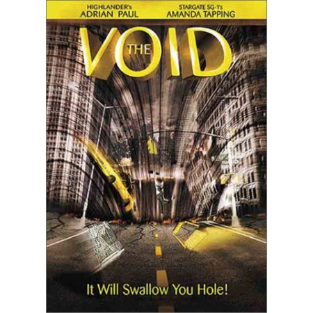 The Void (DVD) Malcolm Mcdowell Actor