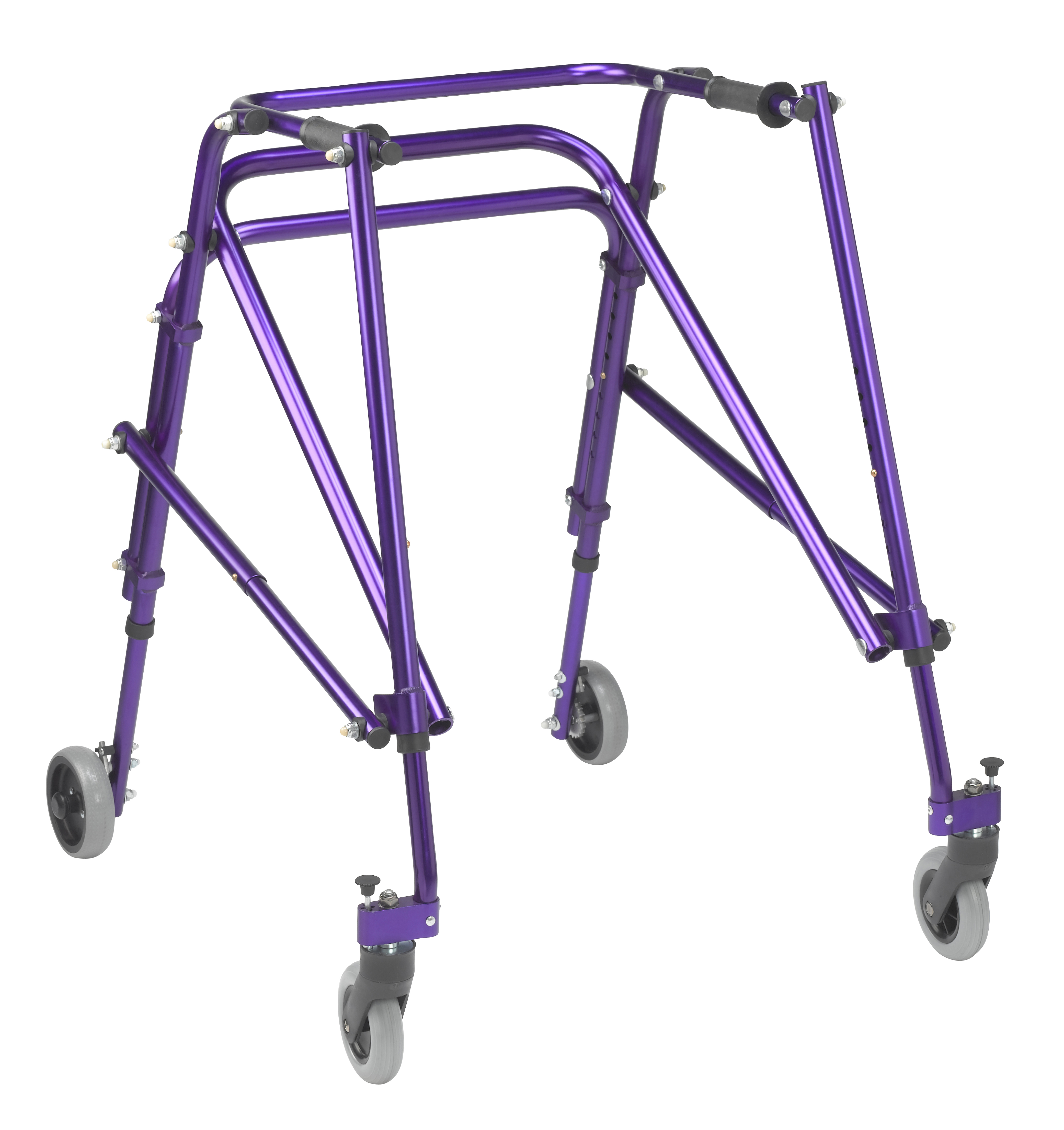 Inspired by Drive Nimbo 2G Lightweight Posterior Walker, Large, Wizard Purple
