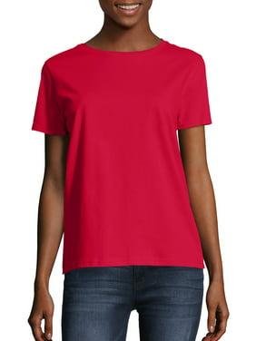 Hanes Women's T-Shirts Starting at $5