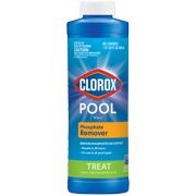 Clorox Pool&Spa Phosphate Remover, 32 oz (For Swimming Pool use)