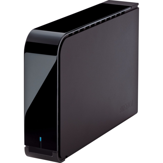 Buffalo Technology DriveStation Axis Velocity 3TB Portable External Hard Drive by Buffalo Americas