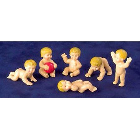 Dollhouse One Assorted Boy Or Girl Baby