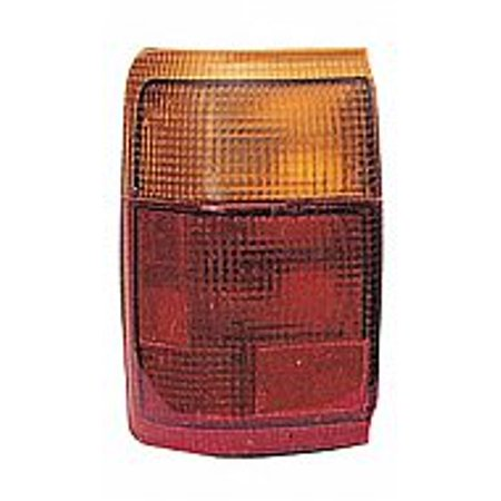 Go-Parts » 1993 - 1995 Toyota 4Runner Rear Tail Light Lamp Assembly / Lens / Cover - Left (Driver) 81560-35190 TO2800117 Replacement For Toyota 4Runner ()