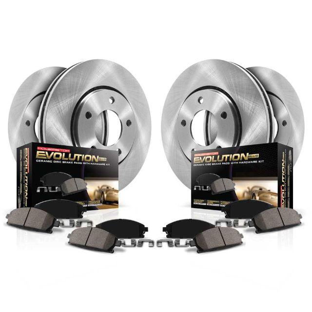 Rear Ceramic Brake Pads For 2005 2006 2007 2008 2009 2010 2011 2012 Acura RL