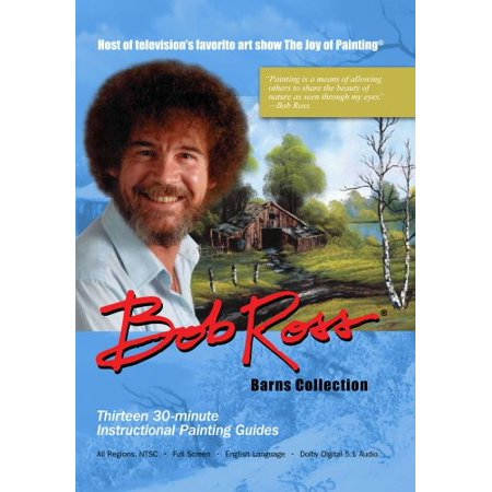 Bob Ross: The Joy Of Painting - Barns Collection (Full Frame)](Halloween Film Barn)