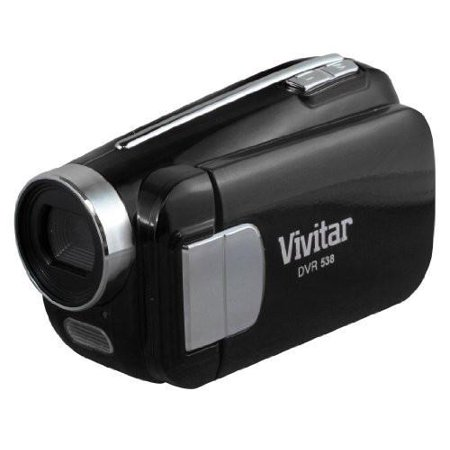 Vivitar DVR538-BLK-UMG 2.4 inch  Digital Camcorder (Black)
